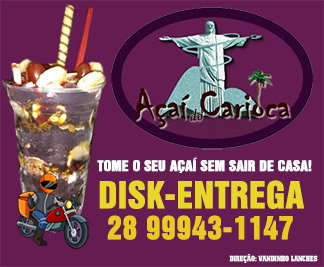 Açai do Carioca