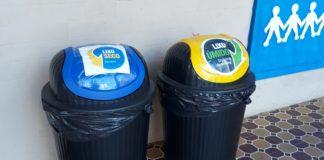 Doze escolas de Anchieta já realizam coleta seletiva, em Anchieta