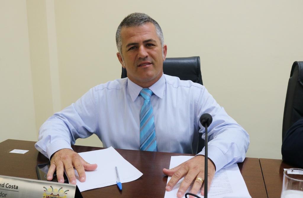 Richard Costa solicita instalação de torre de telefonia móvel para comunidade do interior e apresenta quatro Projetos de Lei (PL)