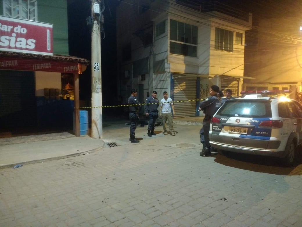 Homem é assassinado em Campo Acima em Itapemirim