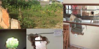 Bandidos arrombam comércios em Itapemirim