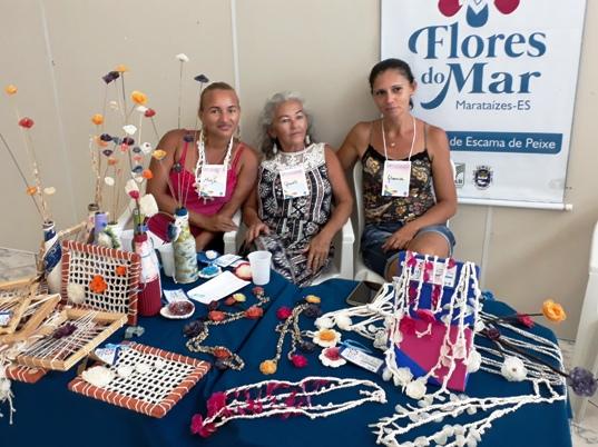 Criada cooperativa de artesanato em Marataízes
