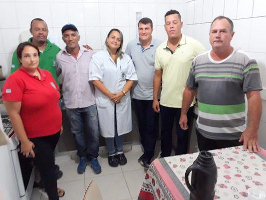 Atendimento de saúde ameaçada no PAM de Marataízes