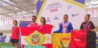 Atleta de Itapemirim conquista medalha em Paraolimpíadas Escolares em São Paulo
