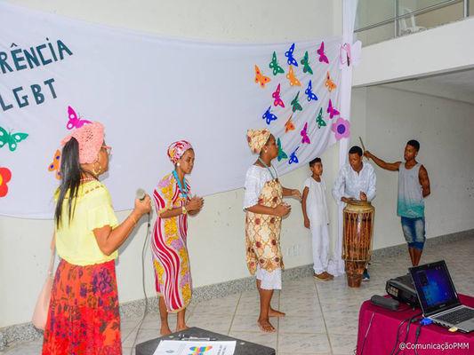 1ª Pré Conferência LGBT realizada em Marataízes
