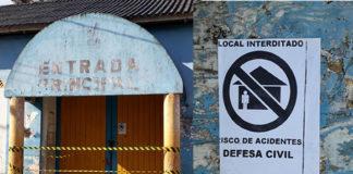 Mercado de Peixe da Barra é interditado