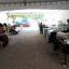 Tenda provisória é montada para Mercado de Peixe em Marataízes