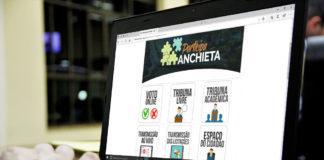 """Novo """"Participa Anchieta"""" traz diversos serviços interativos no site da Câmara de Anchieta"""