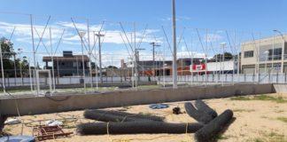 Praça da Barra pode ficar pronta em três meses
