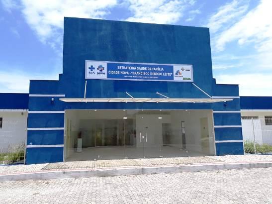 Posto de Saúde concluído há mais de um ano ainda não foi inaugurado em Marataízes