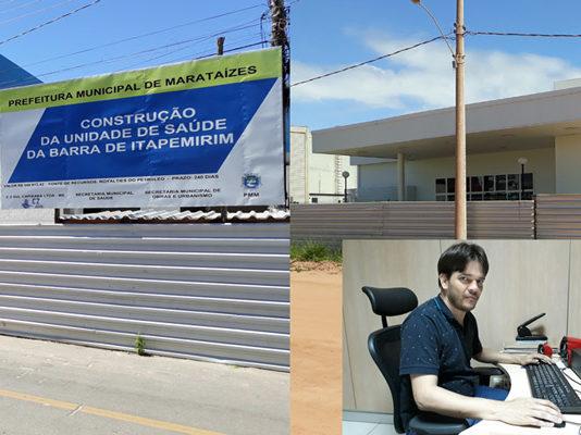 Secretário responde sobre postos de Saúde fechados em Marataízes