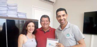 Prefeito de Marataízes concorre ao IX Prêmio Sebrae Prefeito Empreendedor