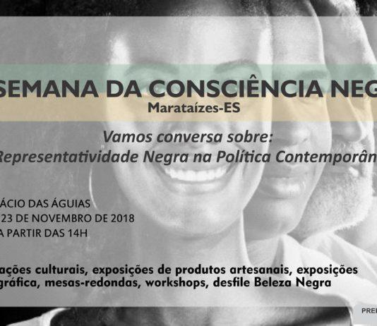 Semana da Consciência Negra em Marataízes está próximo