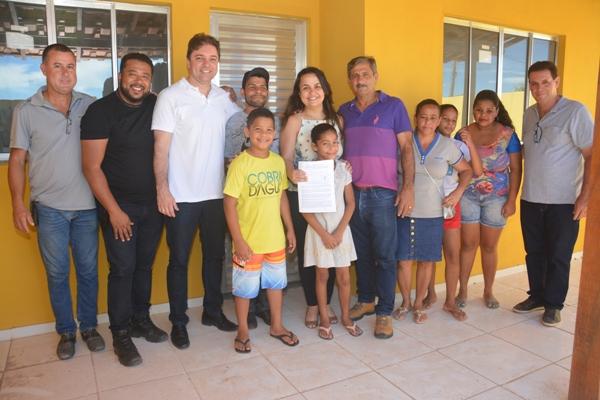 Prefeitura de Presidente Kennedy entrega casas populares