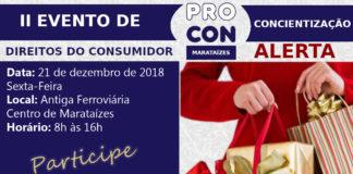 Procon de Marataízes promove evento para orientar consumidores durante as compras de final de ano