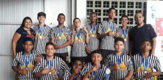 Escola da Safra conquista 3ª colocação na Copa Espírito Santo de Voleibol Masculino Infantil
