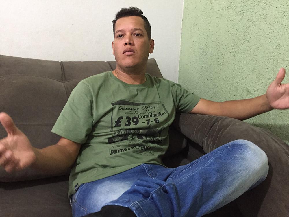 Vereador Thiago Foca fala sobre o evento de motocross que será realizado em Marataízes