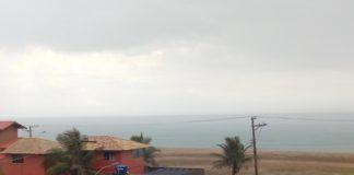 A chuva, foi convidada para o Réveillon de Natal em Marataízes e Litoral?