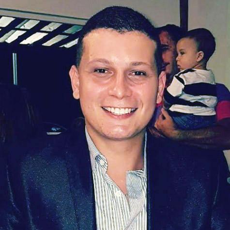Cleverson Maia - Presidente do Sindicato dos Servidores Públicos de Itapemirim (SINDSERV)