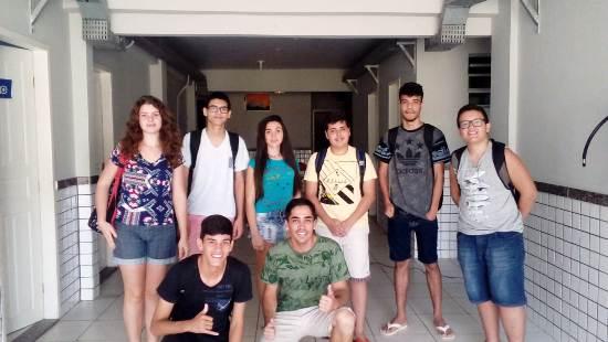 Alunos da Escola de Lagoa Danta em Marataízes são aprovados no IFES