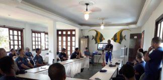 Guardas Municipais de Marataízes aprendem técnicas de pilotagem tática