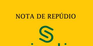 SISMAPKI - NOTA DE REPÚDIO