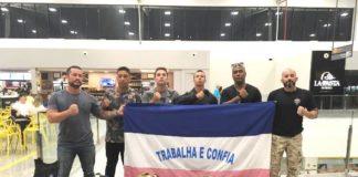 Inspetores penitenciários capixabas participam de intervenção em presídio em Roraima