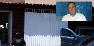Pintor que fez a 'limpa' na casa de Técnica de Enfermagem em Vitória, é preso no Rosa Meirelles, em Itapemirim