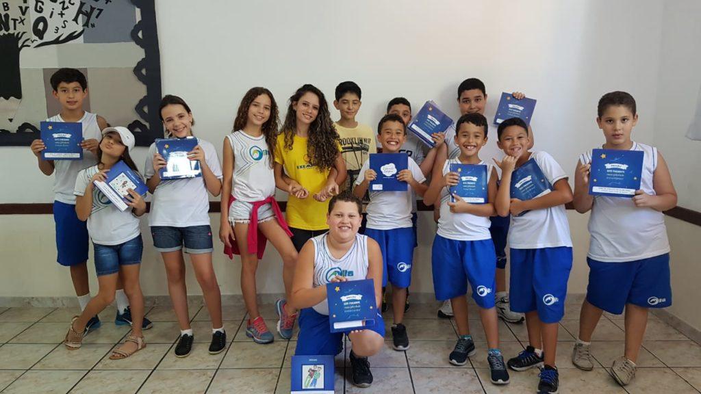 Projeto Transformando Alunos em Autores - ITA Marataízes