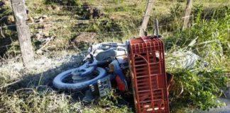Motociclista morre eletrocutado ao passar por cima de fio de alta tensão em Itapemirim