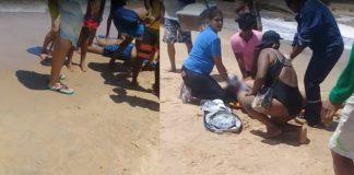 Mineiros de Betim morrem afogados em praia de Marataízes