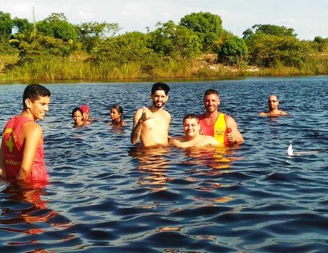 Acessibilidade e inclusão na Lagoa Guanandy em Itapemirim