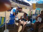 Projeto Praia Limpa da Paróquia de Marataízes, leva conscientização a população local e turistas