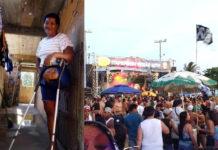 Prefeitura de Itapemirim emite Nota de Esclarecimento sobre confusão entre Fiscais e ambulantes na Praia de Itaóca no domingo (13)