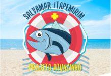 Projeto Atunzinho promove colônia de férias nas praias de Itapemirim