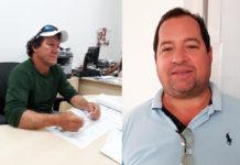 Troca de secretariado em Marataízes