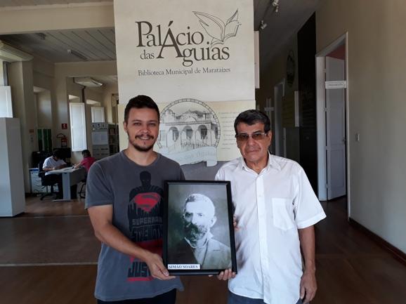 Retrato de Simão Soares, de volta ao Palácio das Águias