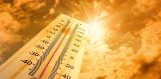 Quente, muito quente. Calor pode passar dos 40 graus nesta segunda (25)