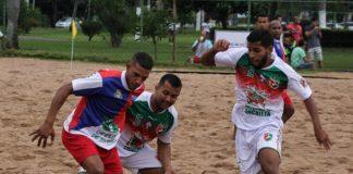 Campeonato de Futebol de Areia de Anchieta ao vivo no SporTV nesta sexta (1)