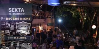 Nesta sexta (15) em Marataízes, tem THE REGGAE NIGHT no Garagem Alternativa na Barra