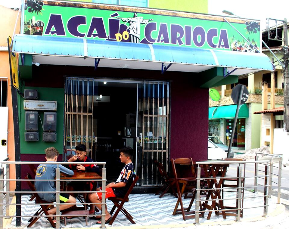 Açaí do Carioca em Marataízes é o melhor do litoral capixaba