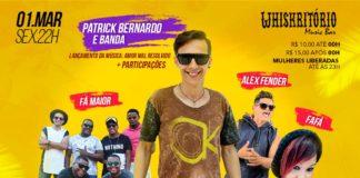 Sexta-feira (1) de Carnaval é no WHISKRITÓRIO e GARAGEM ALTERNATIVA em Marataízes
