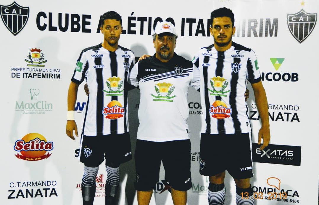 Atlético Itapemirim tem três integrantes convocados para a Seleção Capixaba segundo Blog