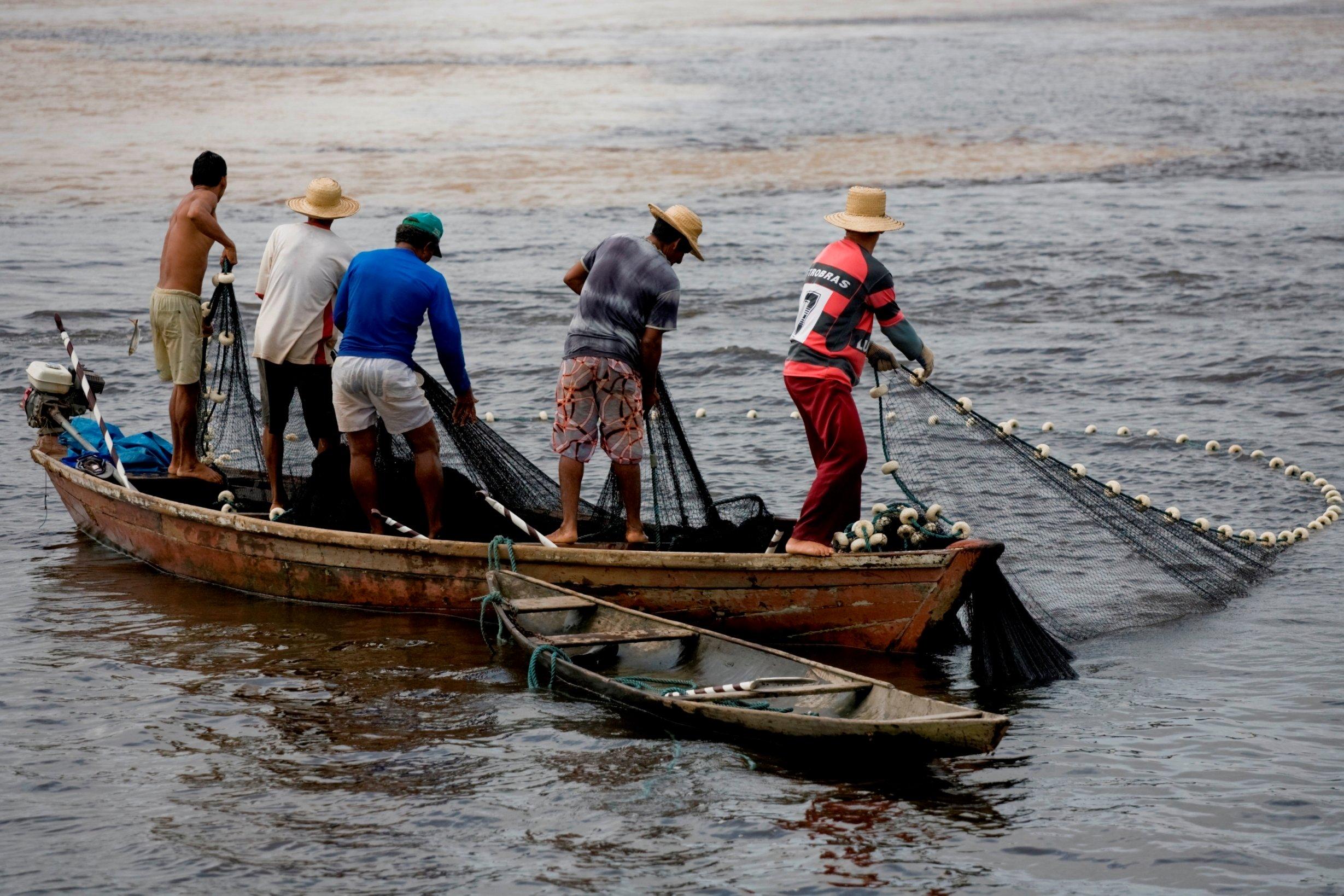 Atenção Marataízes e Itapemirim! Vejam essa matéria sobre o Cadastro dos Pescadores