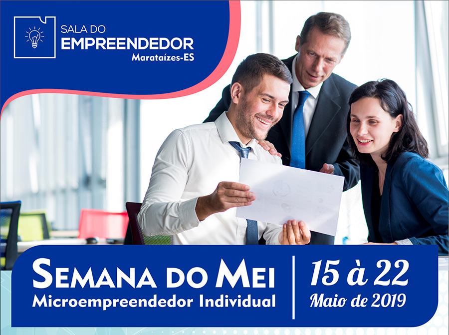 Prefeitura de Marataízes promove Semana do Microempreendedor Individual em maio