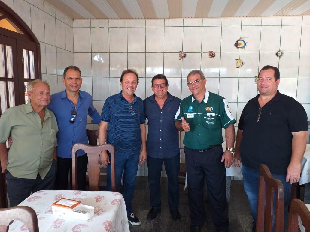 Prefeitura de Marataízes e DER discutem a recuperação da Orla de Lagoa Funda