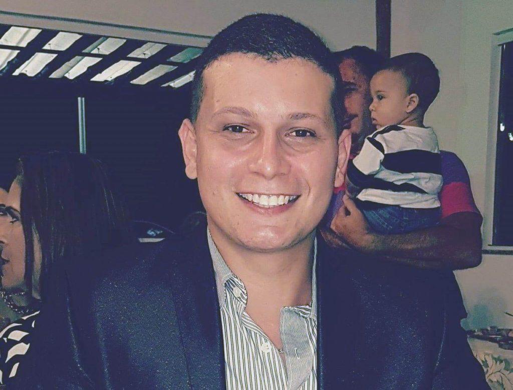 Cleverson Maia, Presidente do sindicato dos servidores Municipais de Itapemirim