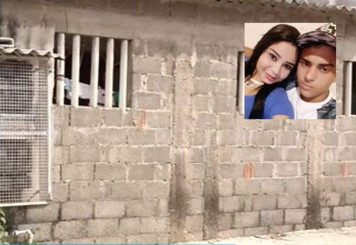 Familiares se despedem de jovem morta pelo marido na frente do filho em Vila Velha