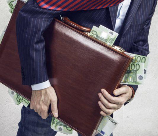 Qual é a origem da corrupção?