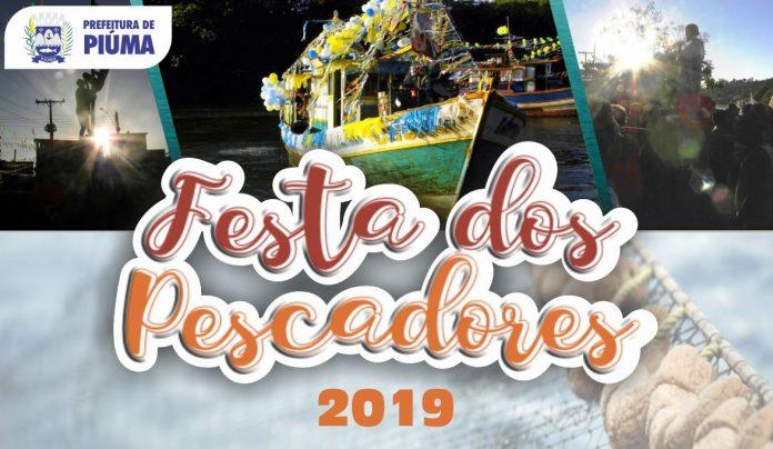 Confira a programação completa da Festa dos Pescadores 2019 de Piúma